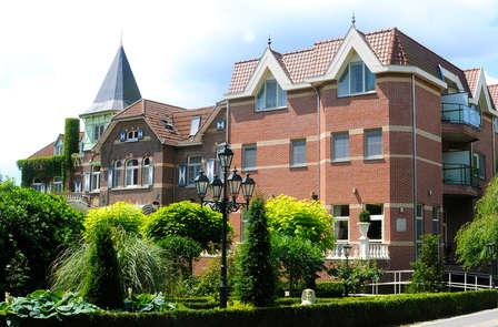 Week-end à vélo dans un superbe château dans la région du Limbourg belge