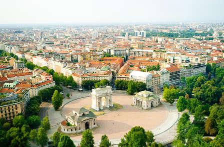 En el corazón de Milán a un paso de la Piazza Cinque Giornate