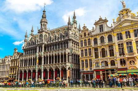 Weekend nel cuore di Bruxelles con tour turistico (da 2 notti)