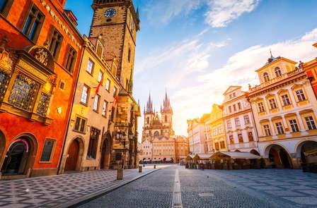 Escapada romántica en el centro de Praga (desde 2 noches)