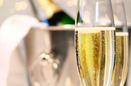 Week-end romantique avec champagne à Cannes