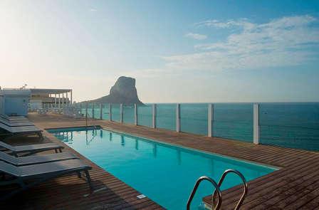 Especial Verano: Hotel 4* con acceso directo a la playa de Calpe