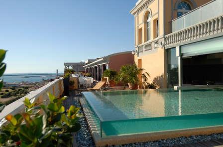 Benessere e lusso 5* fronte mare a Livorno in Superior