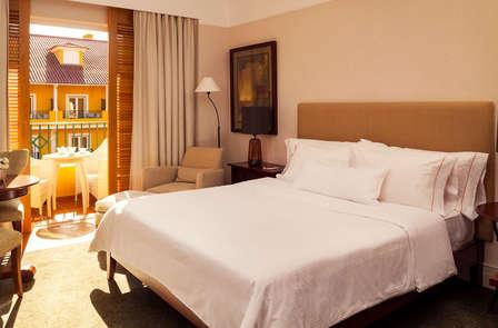 Verblijf inclusief diner in een superior kamer in Turcifal