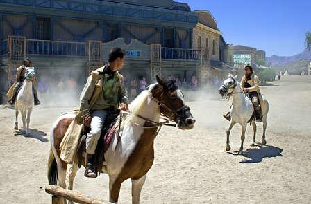 Escapada Western con entradas al Mini Hollywood de Tabernas