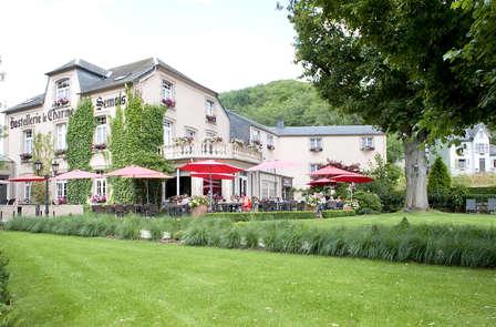 Romance et diner au coeur des Ardennes (à partir de deux nuits)