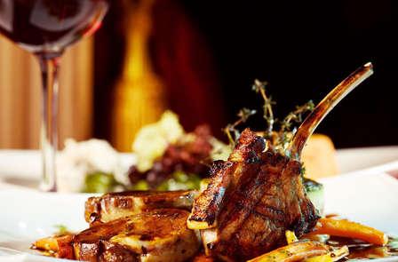 Gastronomie dans un manoir victorien