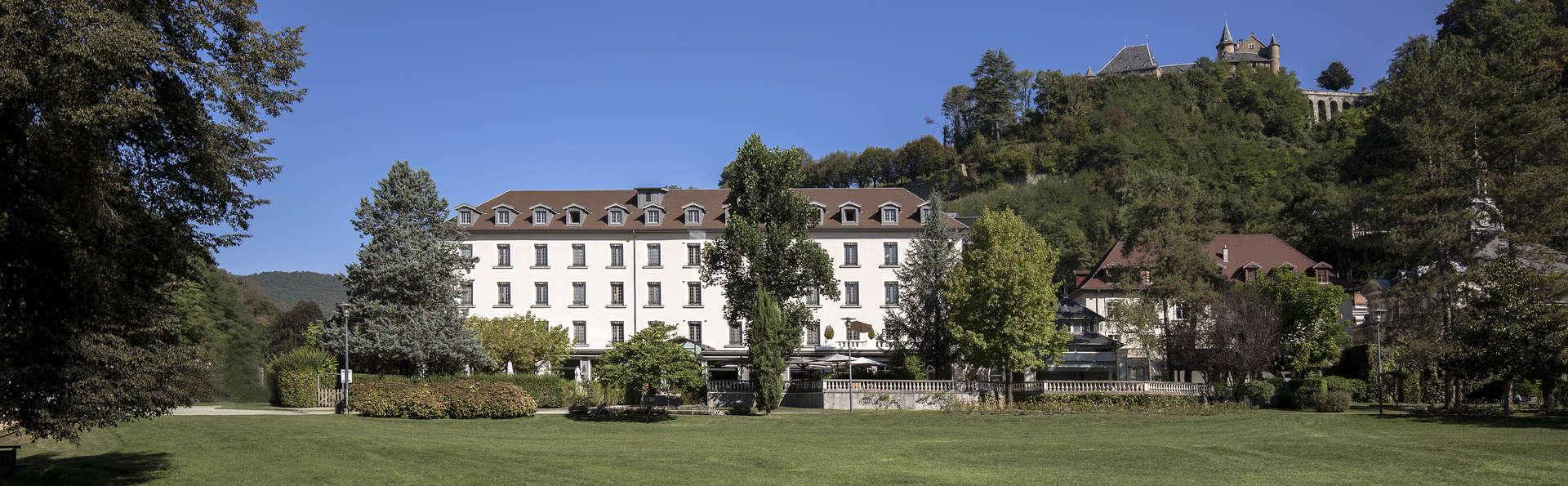 Grand h tel les terrasses d 39 uriage hotel uriage - Les terrasses d uriage ...