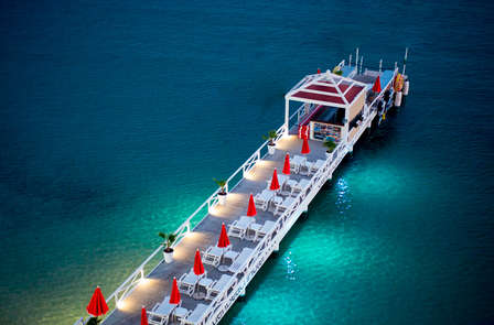 Un sogno turchese e il relax assoluto a Juan-les-Pins