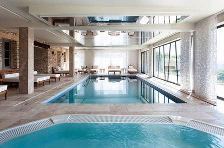 Spa et luxe 5 étoiles aux portes de Gordes