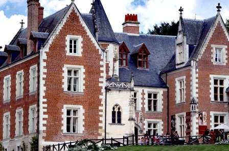 Week-end à la découverte du château du Clos Lucé à Amboise
