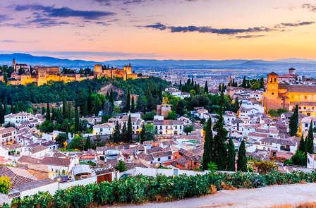 Escapada en la zona de tapas de Granada