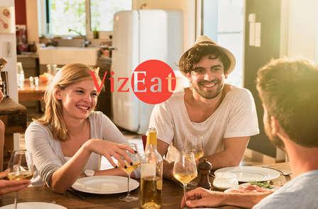 Séjour 3* et dîner chez un hôte VizEat à Paris