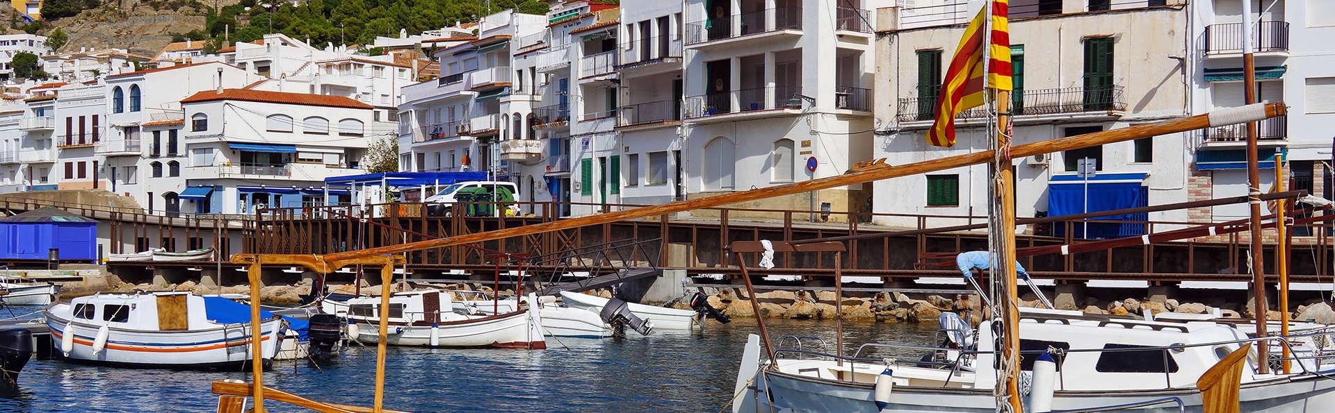 hotel spa cap de creus h 244 tel de charme el port de la selva