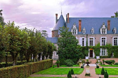Parenthèse de charme dans un château près d'Amboise