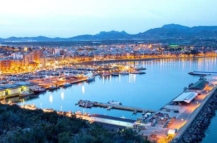 Gastronomía y sol en el Puerto de Mazarrón (desde 2 noches)