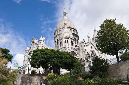 Charmeweekend aan de voet van Montmartre