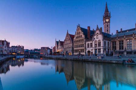Genieten van luxe nabij Gent