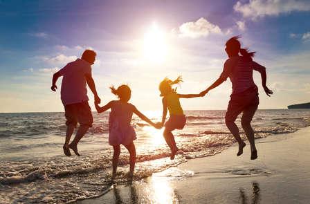 Offerta famiglia: pensione completa e un bambino gratis!