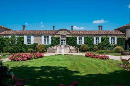 Week-end de charme au coeur des vignes, à Sauternes