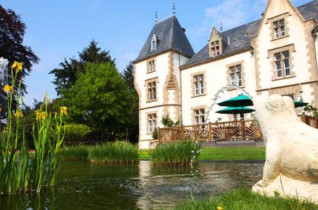 Week-end dans un Château 5* près de Cholet