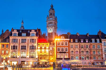 Familie weekend op enkele minuten van het centrum van Lille