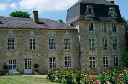 Week-end dans un château à proximité d'Angoulême