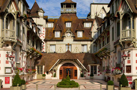 Romantisch weekend in superior kamer in Deauville