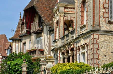 Week-end de charme à Cabourg avec entrée au Mémorial de Caen