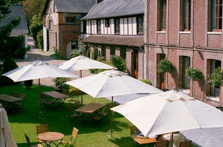 Romantisch weekend met ontspanning, 40 min van Rouen vandaan