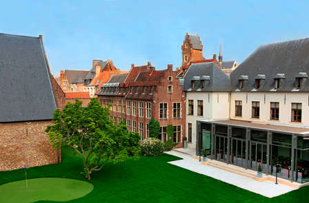Luxe en historie in voormalig klooster te Leuven