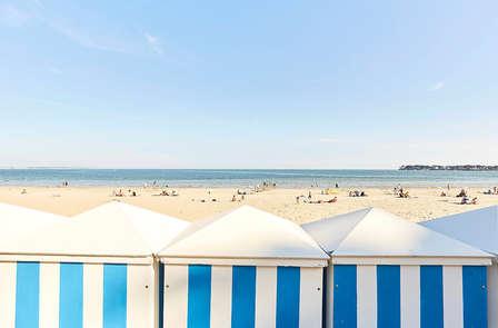 Week-end sur la plus belle plage d'Europe, à la Baule