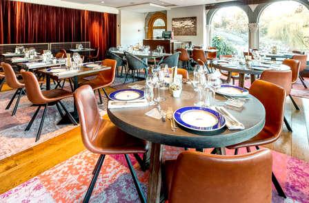 Culinair genieten in alle luxe in een 5* hotel nabij Brussel