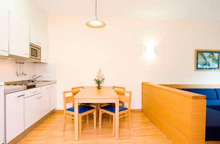 Oferta especial en Mallorca: Apartamento para 4 personas al lado del mar