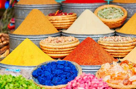Corso di cucina marocchina nel cuore di Marrakech (da 2 notti)