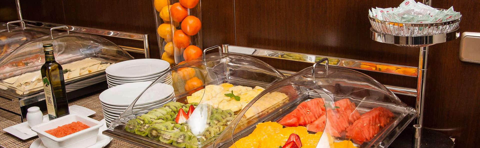 Gran hotel attica21 las rozas hotel las rozas de madrid - Relax las rozas ...