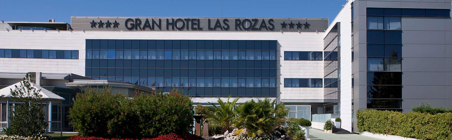 Gran hotel attica21 las rozas hotel las rozas de madrid - Hotel las rosas madrid ...