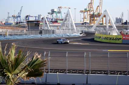 Circuito urbano de Valencia