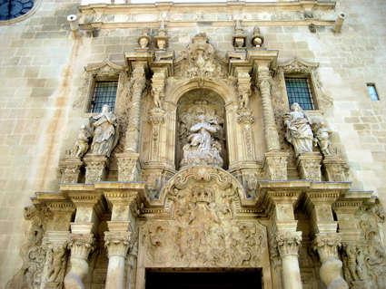 Basílica de Santa María (Alicante)
