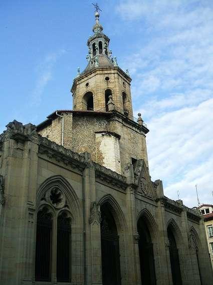 Iglesia de San Pedro Apóstol (Vitoria)