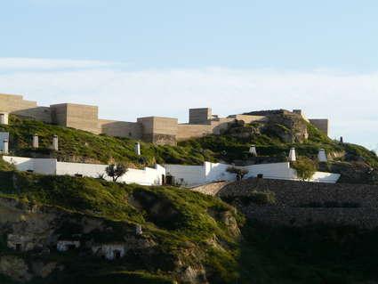 Casas Cueva del Cerro del Castellar