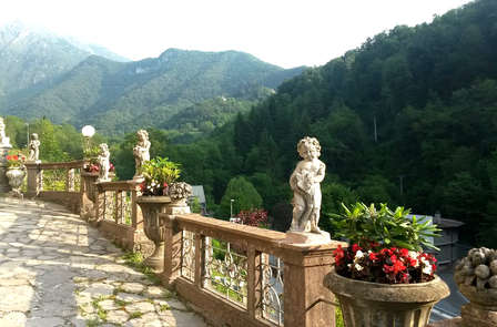 Benessere nel verde della Valle Imagna vicino a Bergamo