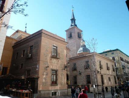 Iglesia de San Ginés de Arlés (Madrid)