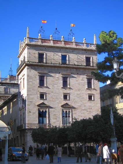 Palacio de la Generalidad Valenciana