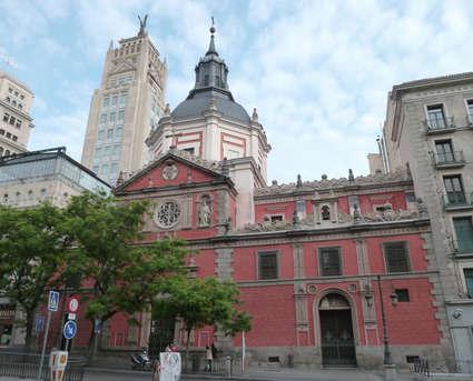 Iglesia de las Calatravas (Madrid)
