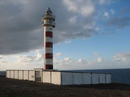 Faro de Punta Sardina