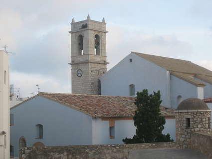 Iglesia de Santa María (Peñíscola)