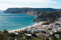 Playa de Agua Amarga -