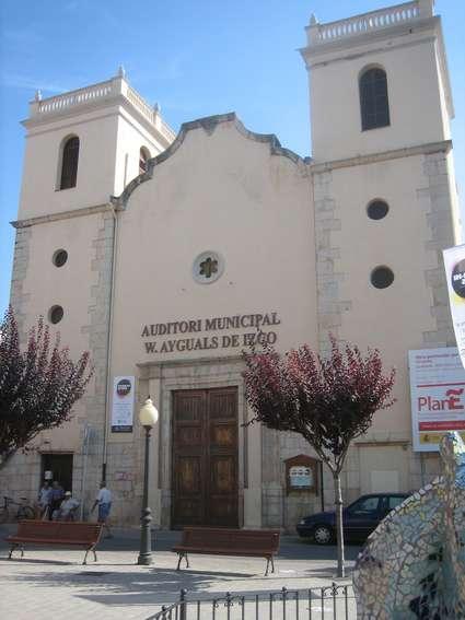 Iglesia de San Agustín (Vinaroz)