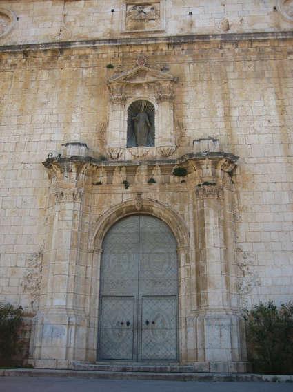 Iglesia de la Asunción (Cuevas de Vinromá)